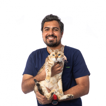 Dr. Farooq Ahmad Chaudhry