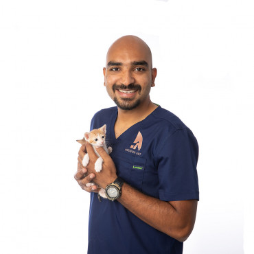 Dr. Sahil John